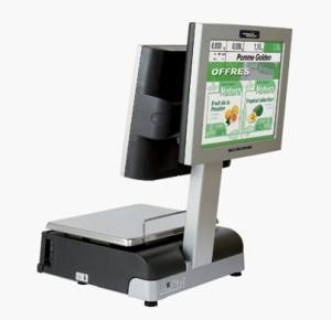 Balanza CS-1000 PC
